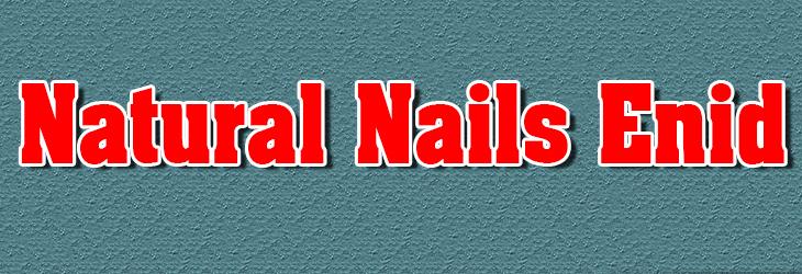Natural Nails Enid